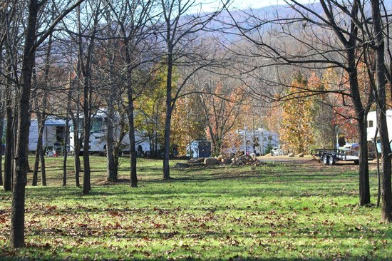Up the Creek RV Camp : Campground at UP THE CREEK