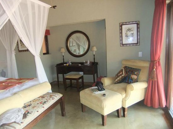 Motswiri Private Safari Lodge : Room