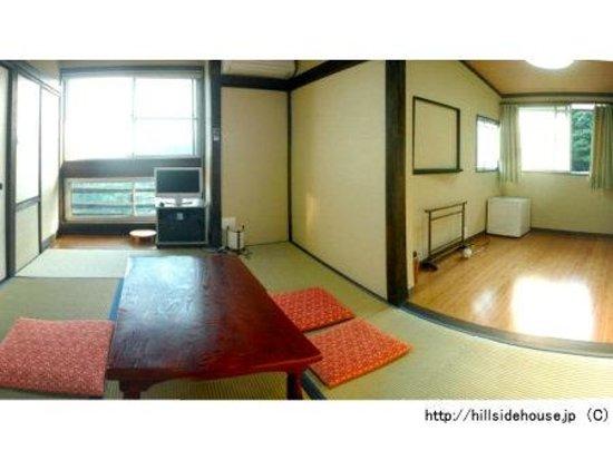 Hillside House : 客室…はっか草(和室1間)