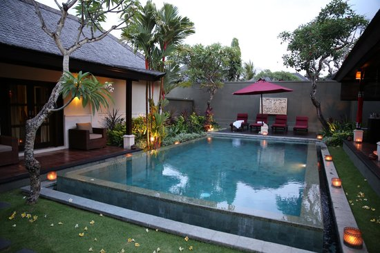 The Ulin Villas & Spa: Stunning Pool Villa