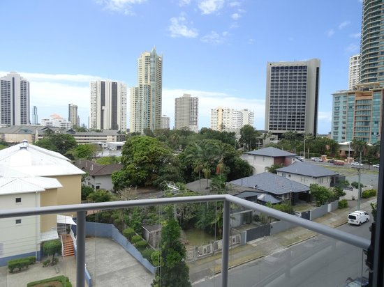 Trilogy Surfers Paradise: View from room