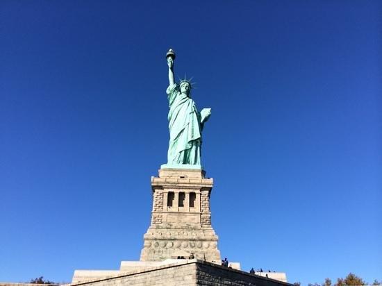 Liberty State Park: Liberty Statue - NY