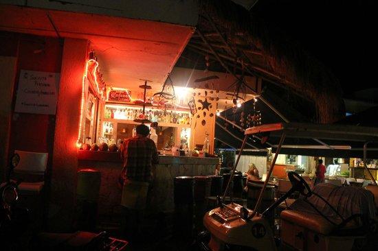 El Centro: bar