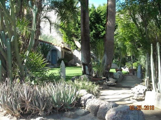The Greenhouse Picture Of Moorten Botanical Garden Palm Springs Tripadvisor