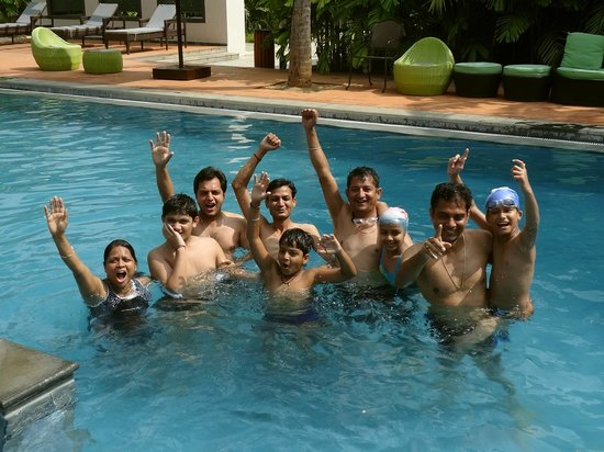 Sunray Village Resort: Guests enjoying in the main pool.