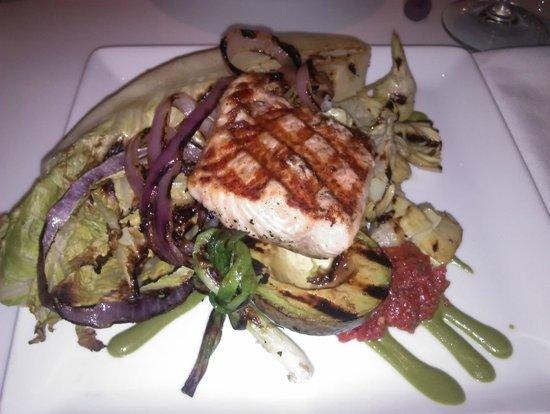 Bol Restaurant: Salmon ...