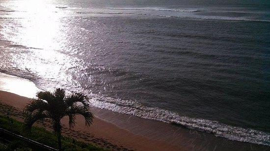 Hololani Resort : sunset view