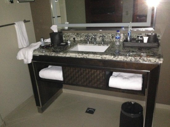 JW Marriott Hotel Mexico City: bathroom