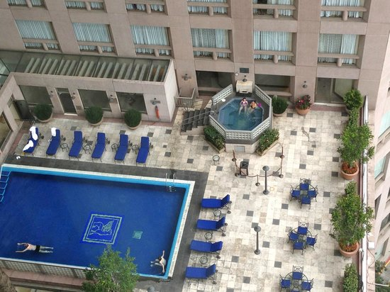 JW Marriott Hotel Mexico City: pool