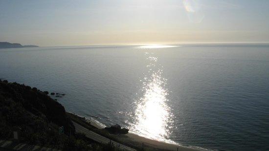 Apartamentos Fuerte Calaceite: Front sea view