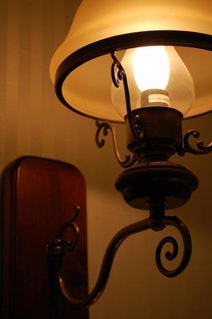 Hotel Continental Saigon: Интимная атмосера