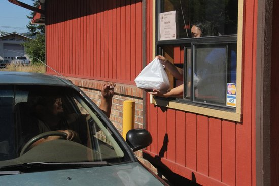 CrossWater Cafe: Dine in or Take Out