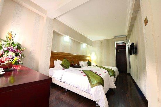 B&B Hanoi Hotel : Family room
