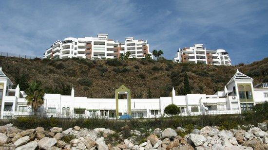 Apartamentos Fuerte Calaceite: View from the beach