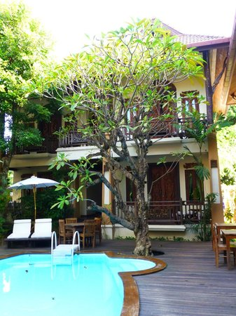Amata Lanna: Pool and Rooms