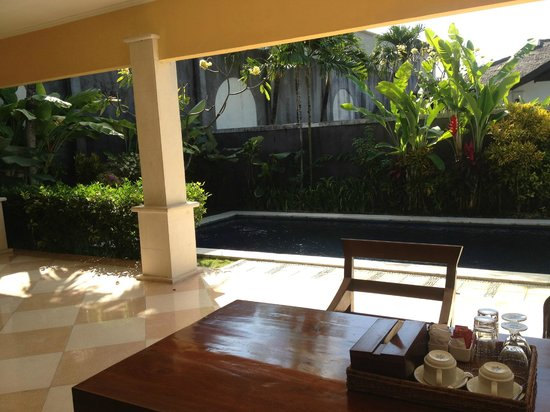 Villa Seminyak Estate & Spa: Our pool