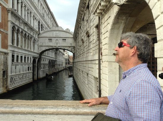 Hotel Locanda Salieri : Bridge of Sighs