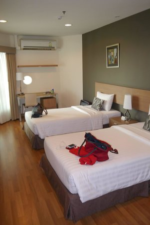 Viva Garden Serviced Residence: second room