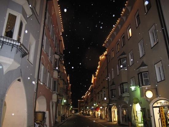 Hotel Lamm: vipetino snow