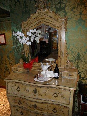 Hotel Palazzo Abadessa: Prosecco