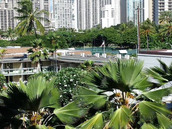 Regency on Beachwalk Waikiki by Outrigger: City views