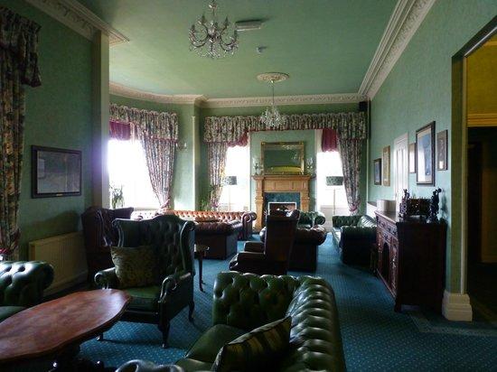 Stotfield Hotel: Salon d'accueil