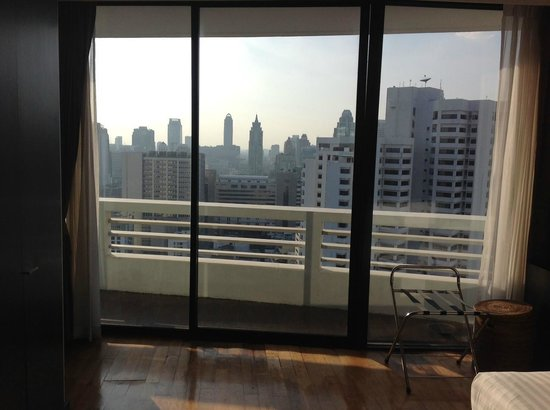 Fraser Suites Sukhumvit: View from suite