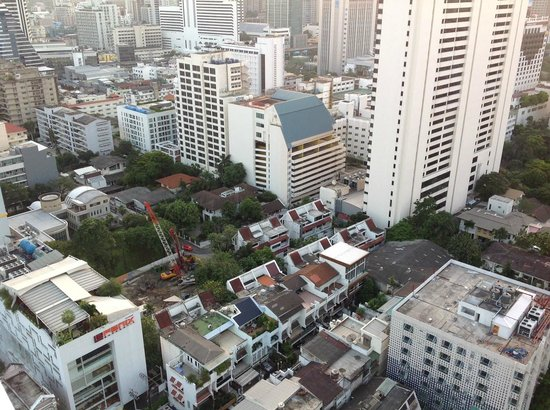 Fraser Suites Sukhumvit: From 28th Floor