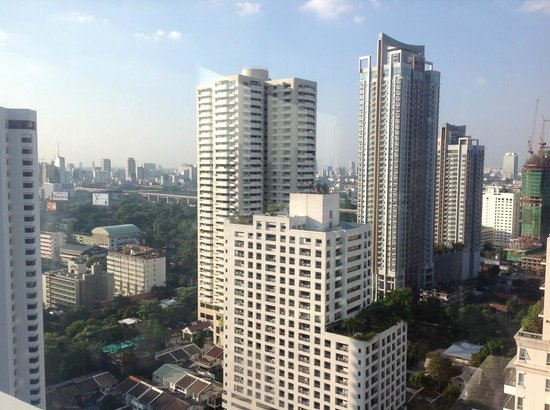 Fraser Suites Sukhumvit: View on the right from room
