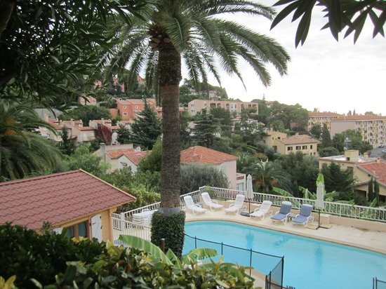 Hôtel La Fiancée du Pirate : pool area