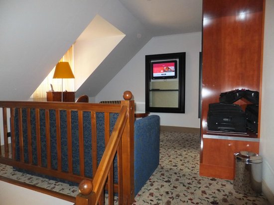 Mercure Grand Hotel Biedermeier Wien: Living Room