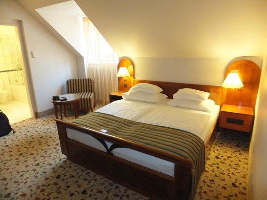 Mercure Grand Hotel Biedermeier Wien: Room