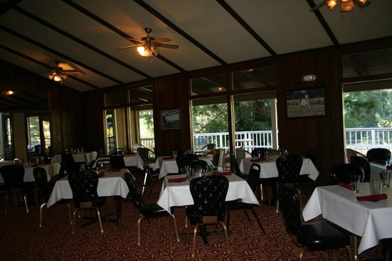 Brooktrails Lodge: Caminiti's Restaurant
