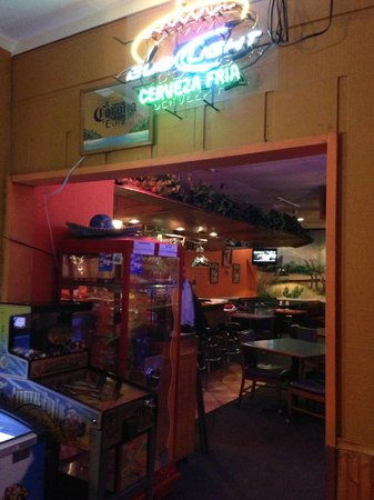 Jalapeno's Mexican Grill : Bar