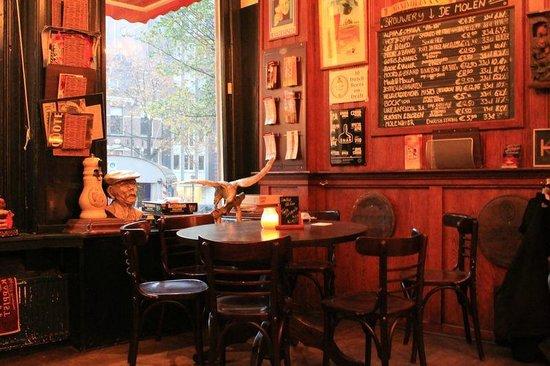 Beer Tasting Room Arendsnest : Intérieur cozy