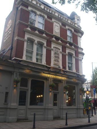 Brook Green Hotel : Exterior pix