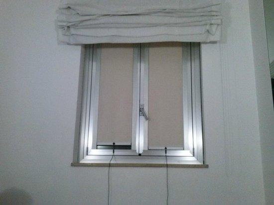 Excelsior Congressi: finestra