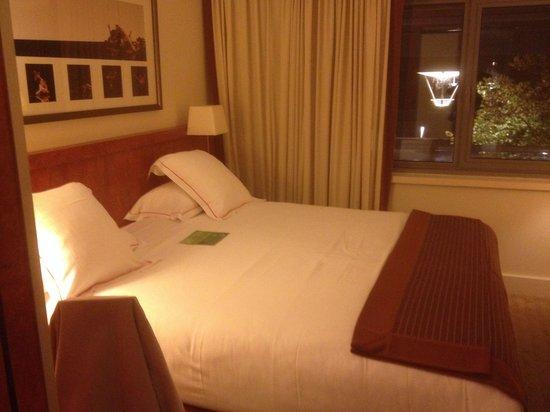 Hotel Crowne Plaza Lyon - Cité Internationale : Junior suite