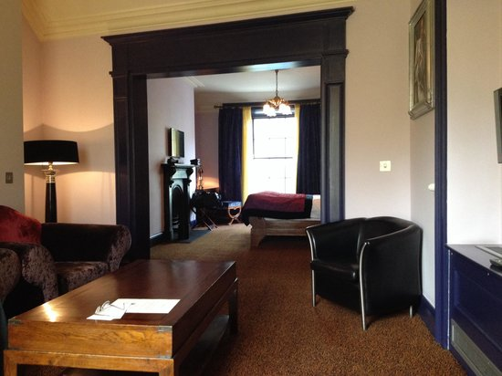 Trinity City Hotel: Georgian Suite