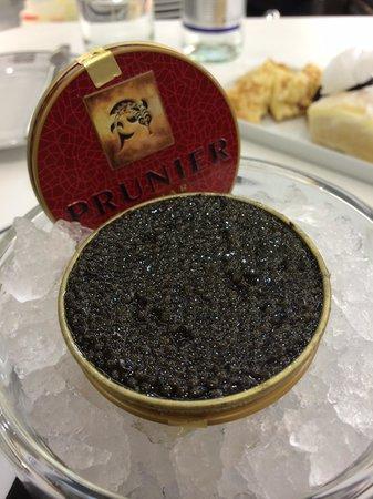 Prunier Seafood & Caviar House : St.James Caviar