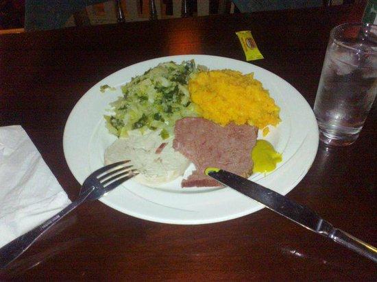 Newgrange Hotel: Carvery Dinner