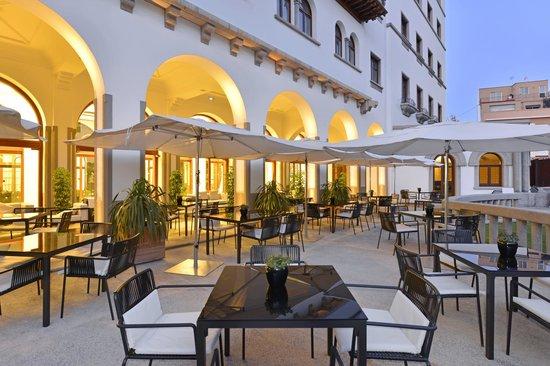 hotel botanico santa cruz de tenerife: