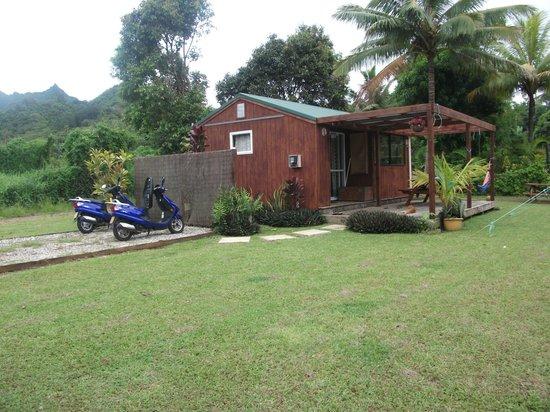 Aremango Guesthouse : Vaimaanga Studio