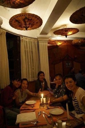 Yin Yang Restaurant : Ying Yang Rastuarant