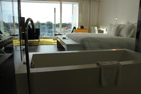 Altis Belém Hotel & Spa: Chambre 206