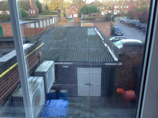 Best Western Welwyn Garden City Homestead Court Hotel: Room with a view?