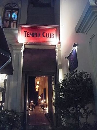 Temple Club: テンプル・クラブ