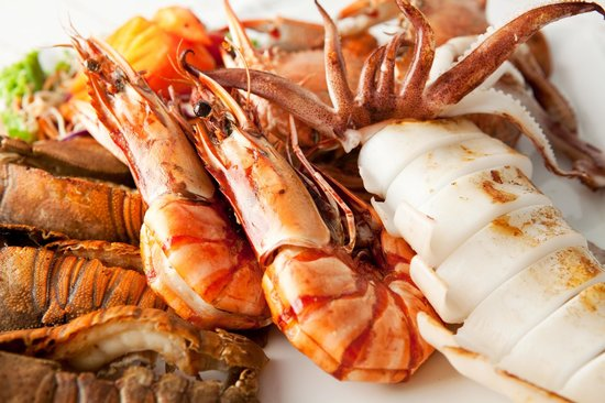 ชิลล์ เอ้าท์ คาเฟ่: Discover our Seafood Nights