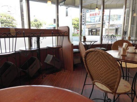 Pankobotenbinza: 店内の様子
