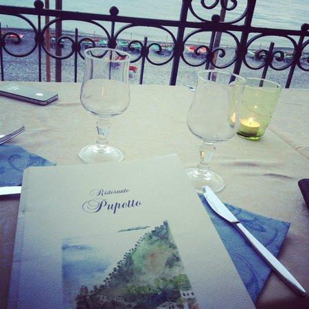 Hotel Pupetto: ужин